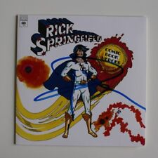 Rick Springfield signed Comic Book Heroes CD  Autogramm / Autograph in Person