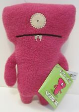 "RARE! Little Uglys ""WEDGEHEAD"" Magenta Pink 7"" UGLYDOLL! A Must Have! RETIRED!"