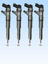 4 x Injektor Einspritzdüse Bosch 0445110048 BMW E39 525 d 525 d Touring 120 kW