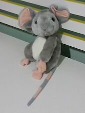 CHILDREN KIDS BOOK PLUSH TOY POSSUM OR MOUSE WHAT IS THEIR NAME?