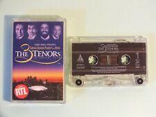 + K7 Audio - The 3 Tenors - Carreras Domingo Pavarotti with Mehta - full album +