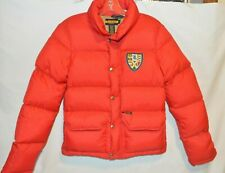 Womens Rugby by Ralph Lauren Quilted Down Puffer Jacket Small Winter Puffy