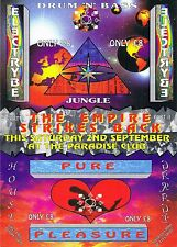 ELECTRYBE Rave Flyer Flyers year unknown A5 The Paradise Club Angel London N1
