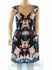PORTMANS New Sweetheart Floral Ladies Womans Dress Size 10 BNWT SKU 382427