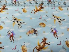 QUILT FABRIC 100% COTTON FACE MASKS, CRAFTS NURSERY RHYMES