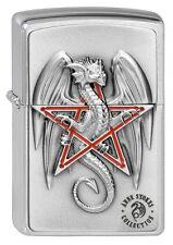 ZIPPO Feuerzeug MAGIC DRAGON Anne Stokes Collection 3D Drachen NEU OVP
