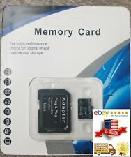 2TB Micro Memory Card with Adapter for 2TB Micro SD Card Slot