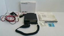 Rare Vintage Kenwood TM-742A HAM Radio Mobile FM Transceiver Tri-Band Japan