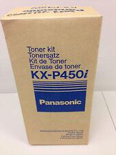 ORIGINALE PANASONIC TONER KX-P450I kx-p4450 51 55 FAX UF750 750D a-Ware