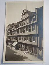 Frankfurt am Main - Goethehaus - Goethes Geburtshaus - Goethe / AK