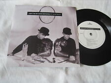 """PET SHOP BOYS Left To My Own Devices 7"""" PIC/SLE SINGLE"""
