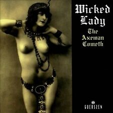 Wicked Lady-The Axeman Cometh-'69-72 HARD ROCK PSYCH SPACE-NEW CD