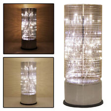 Sparkling Mirror 20 LED Battery Powered Lights Christmas Decoration Table Lamp