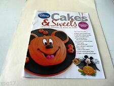 EAGLEMOSS DISNEY CAKES & SWEETS  HALLOWEEN SPECIAL GIANT PUMPKIN HEAD MOULD  NEW