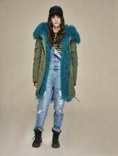 Cappotto da donna pelliccia