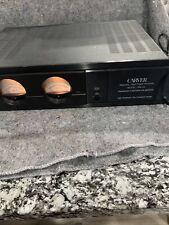 Rare! Vintage Carver Model Tfm-25 Magnetic Field Power Amplifier