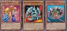 Toon Budget Deck - Toon Goblin - Mermaid - Blue-Eyes Toon - 40 Cards Yugioh