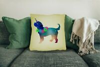 "Cockapoo Cushion Cover Big 45x45cm 18""x18"" Cockerpoo Xmas Gift Mothers Day Gift"