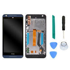 Original Blue Display LCD Digitizer +Frame for HTC Desire 626/D626/D626G+/D626w
