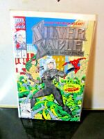 Silver Sable and the Wild Pack #1 (Jun 1992, Marvel) BAGGED BOARDED