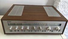 Yamaha CR 820 natural sound stereo receiver vintage
