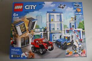 LEGO Police Station City Police (60246) - NEW