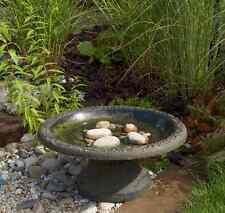 Wildlife World Coniston Bird Bath Durable Stone Effect