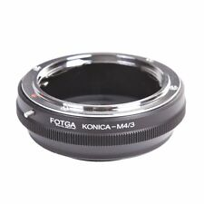 Adapter For Konica AR to Micro 4/3 M4/3 Panasonic GX8 GX7 GF2 Olympus OM-D EP1