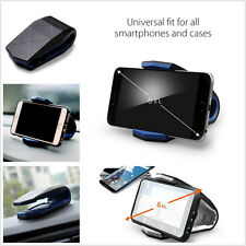 Voiture plastique Mount Holder Dock Stealth Support Berceau Pour Smart Téléphone iPhone Galaxy