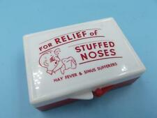 """1950's VINTAGE GAG BOXES NOVELTY   """" HOW TO IMPROVE YOUR BOWLING """" MINT"""