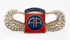Wholesale Lot of 12 US Army 82nd Airborne Division Wings Lapel Hat Pin PPM049