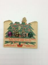 Vintage Jingle Bells Criterion Bell & Specialty Co.Bx Z10