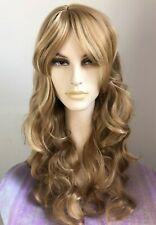 [Full Head Wig] Mix of Blonde, Brown, Red, Grey Women Wigs (Brisbane)