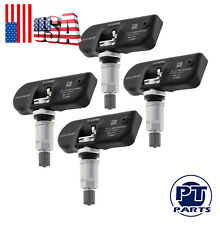 4x TPMS Tire Pressure Monitor Sensor Fits For Chrysler Pacifica Town & Country