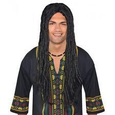 Dreadlocks Rasta Wig Costume Accessory Adult Halloween