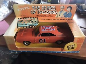 Ertl Dukes Of Hazzard General Lee 1/25 Diecast Charger New Box Shows Fading