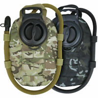 Aqua Bladder MOLLE Military Army Tactical Modular Hydration Pack Pouch 1.5 L