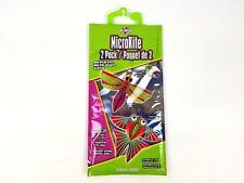 Microkite Mini Mylar Dragonfly & Tropical Fish X Kites New Package Free Shipping