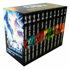 Alex Rider The Complete Missions 1 - 11 Box Set Collection by Anthony Horowitz