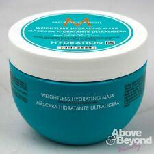 MOROCCANOIL® HYDRATION WEIGHTLESS Hydrating Hair Mask 8.5 fl oz FAST FREE SHIP!