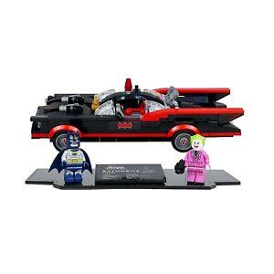 Acrylic Display Stand For LEGO Batman™ Classic TV Series Batmobile™ (76188)