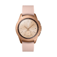 Samsung Galaxy Watch SM-R805U LTE  42mm Case Classic Rose Gold 10/10