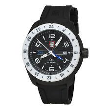 Luminox 5027 SXC Space Series GMT Night Vision Black Dial Swiss Quartz Movement
