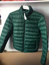Ralph Lauren Bleeker Down Jacket Green Size Small