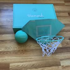Diamond Supply Co. Basketball Hoop DEADSTOCK + Tiffany/Spaulding Basketball
