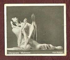 Marguerite Wallmann des artistique DANSE Nº 87 environ 1932