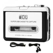 Tonor portable Cassette Player USB