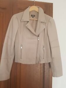 Ladies leather jacket 10
