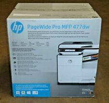 HP PageWide Pro MFP 477DW Multifunction Printer BRAND NEW IN SEALED BOX