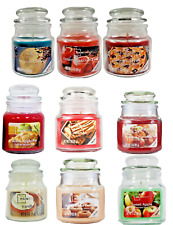 Mainstays Candles Choose Scent! Moonlit, Apple, Pumpkin, Vanilla, Cinnamon 3 oz!